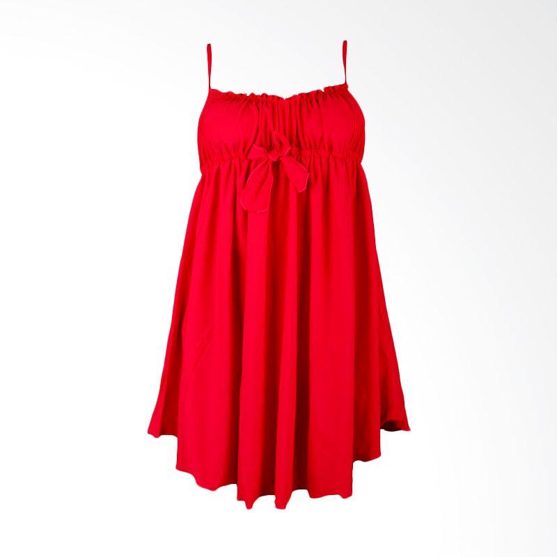 Lasona SWP-2164J-L4X 14 Pink Baju Renang Wanita Hamil