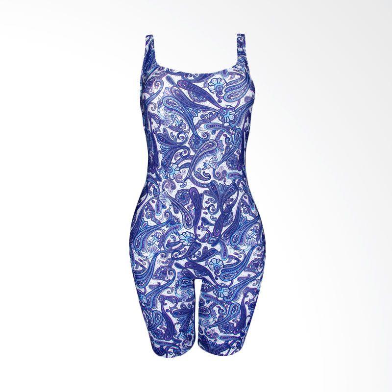 Lasona TRDL-2451-L01651 Blue Baju Renang Wanita