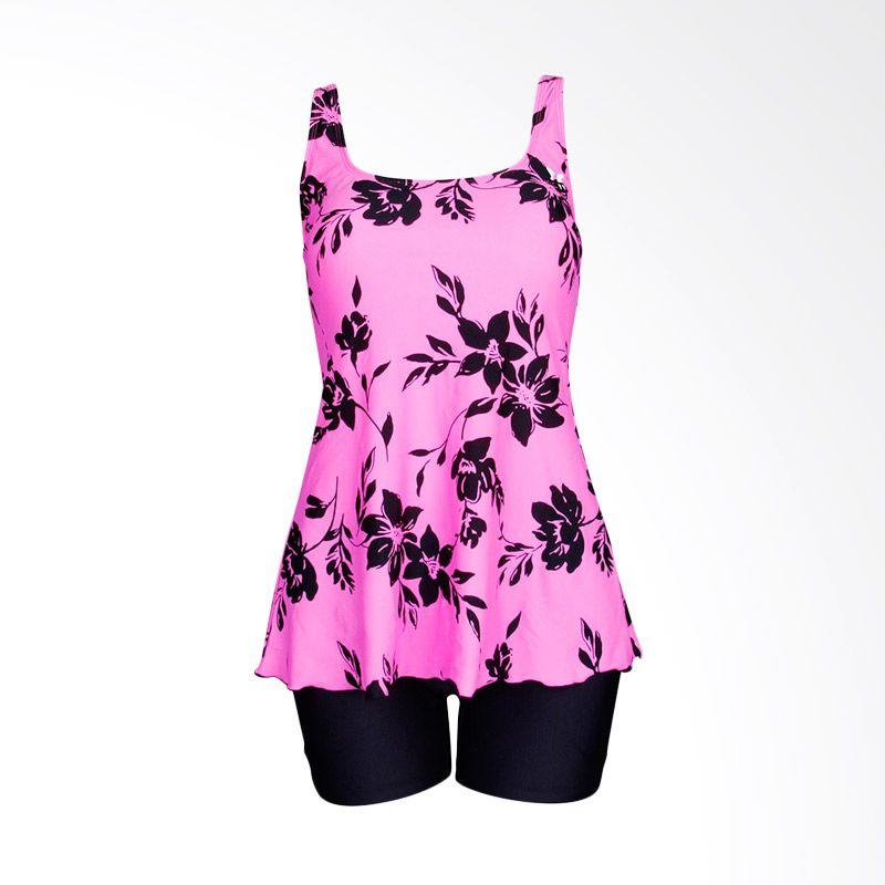 Lasona TRDP-2438J-L01448 Pink Baju Renang Wanita