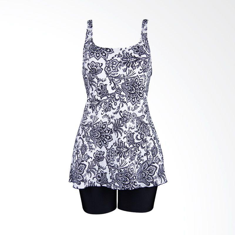 Lasona TRDP-2438J-L0834 Black Baju Renang Wanita