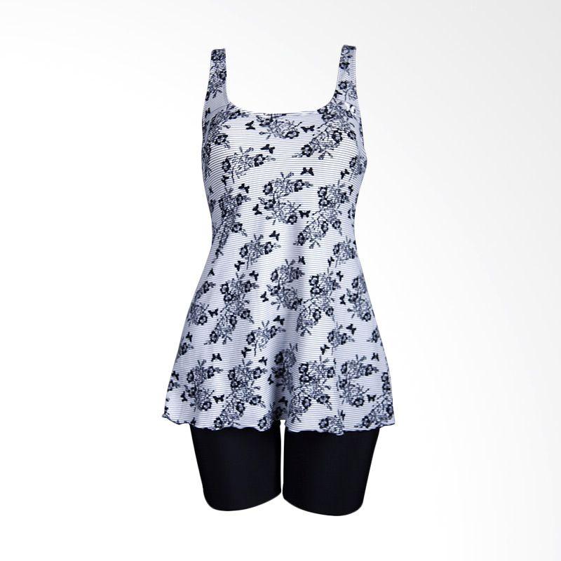 Lasona TRDP-2438J-L0897 Black Baju Renang Wanita