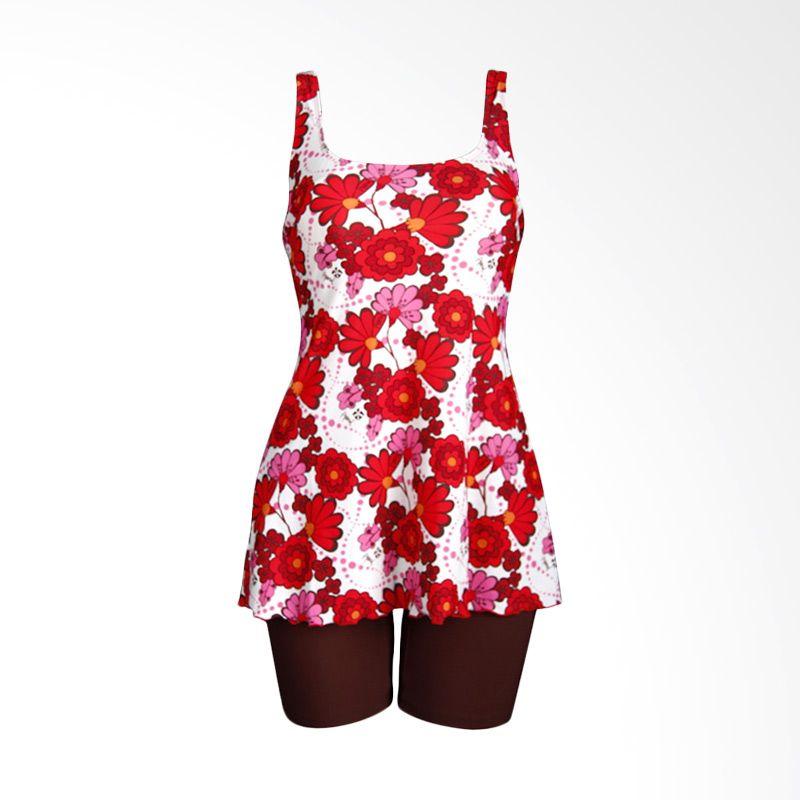 Lasona TRDP-2438J-L0899 2 Pink Baju Renang Wanita