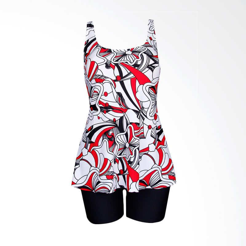 Lasona TRDP-2438J-L0999 Black Baju Renang Wanita