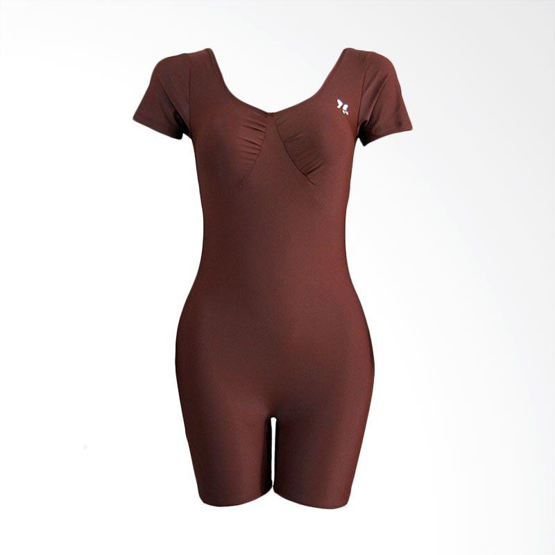 Lasona TRDP-A1286-L4 Dark Brown Baju Renang Wanita