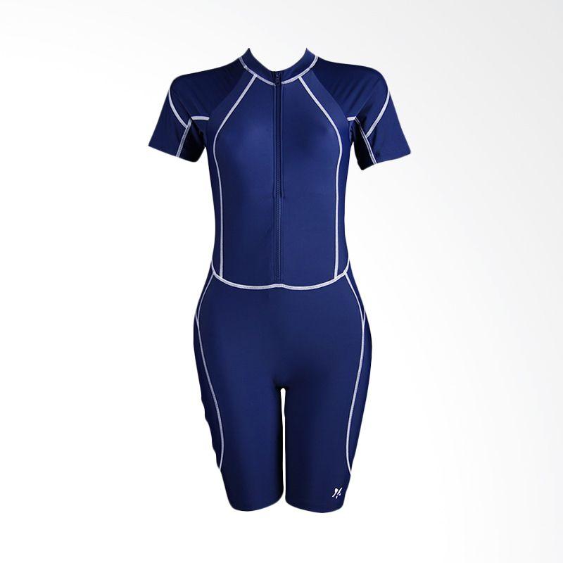 Lasona Diving TRJ-A2944-L4 Navy Baju Renang Wanita