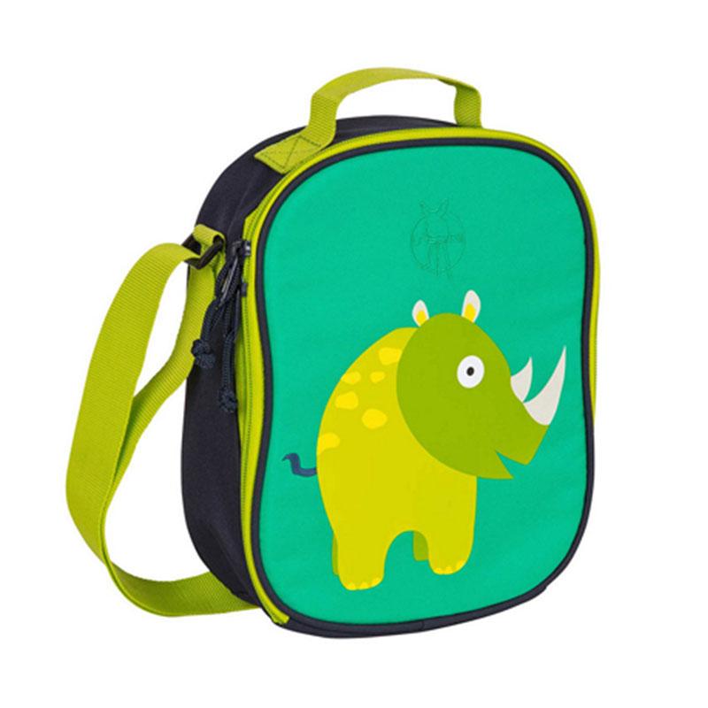 harga Lassig 4Kids 109801 Rhino Mini Lunch Bag - Multicolor Blibli.com