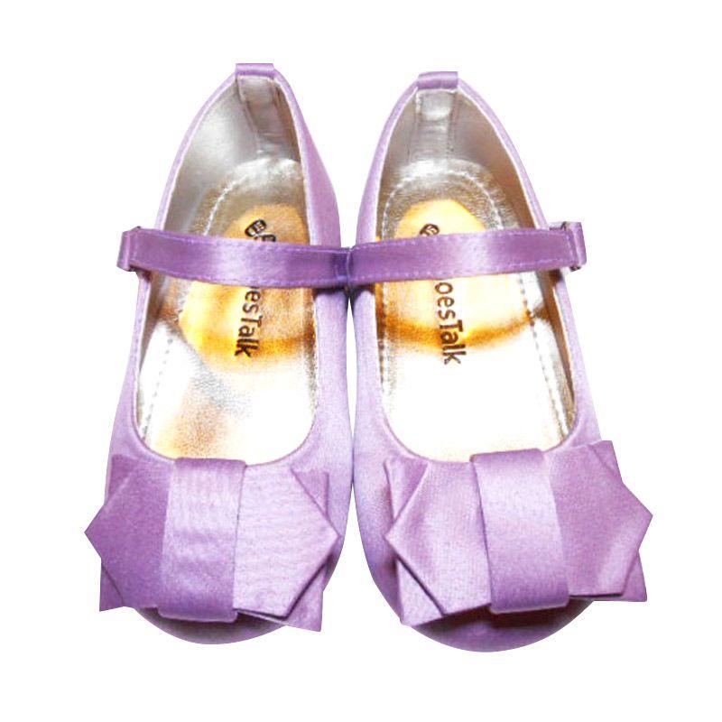 Annabelle Mauve Sepatu Anak Perempuan