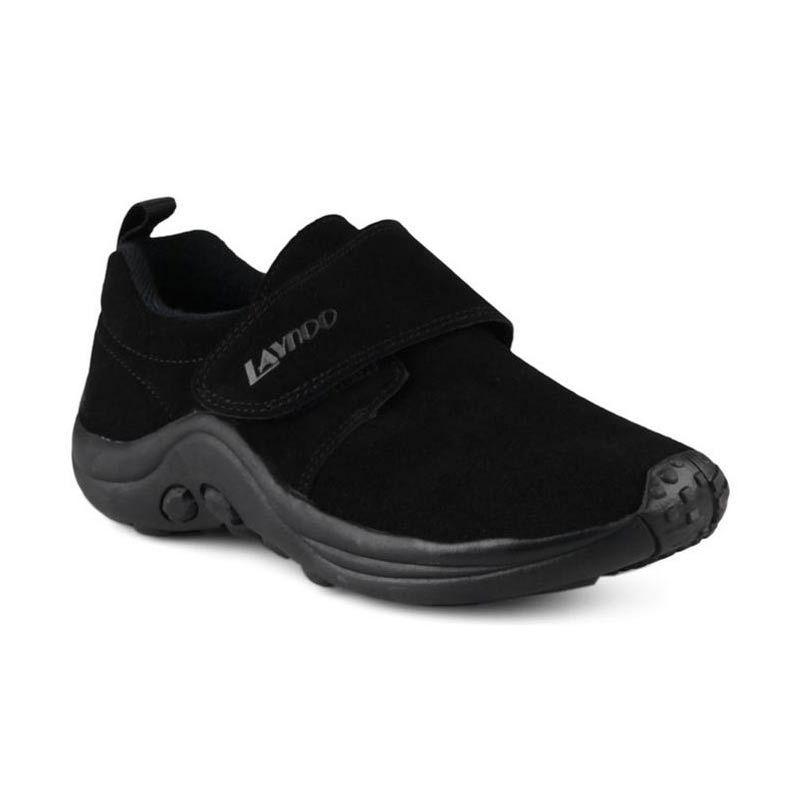 LAYNOO Velcro Classic Black
