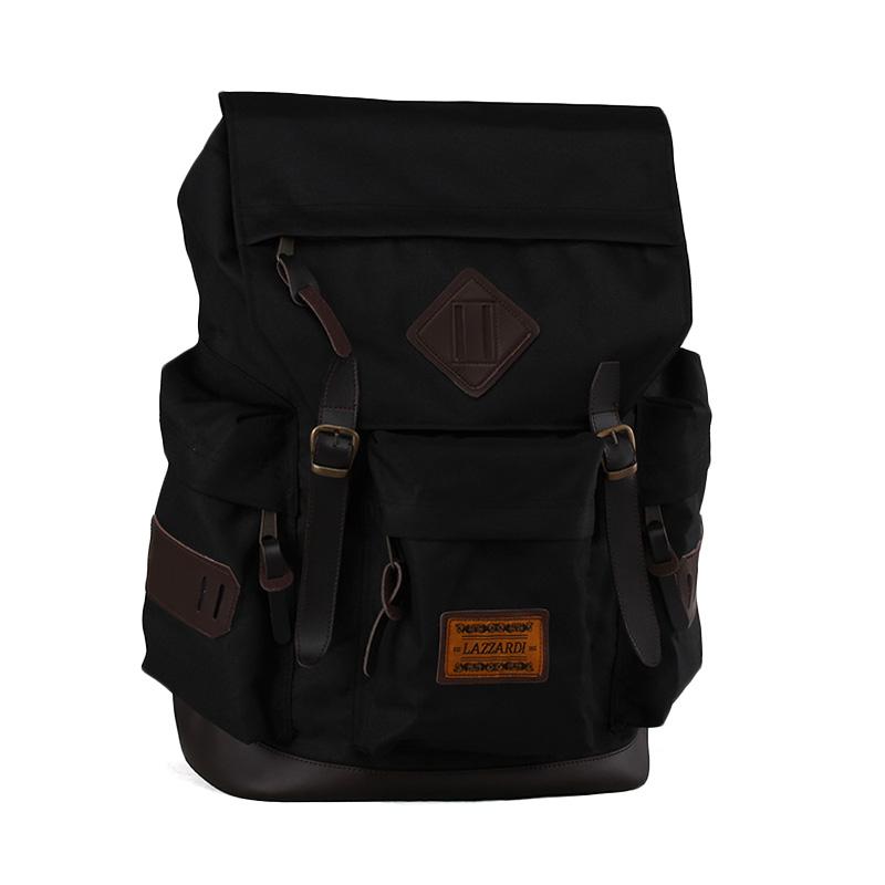 Lazzardi Spectre Black Backpack