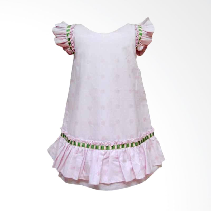 Le Chariot Little Pink Dress