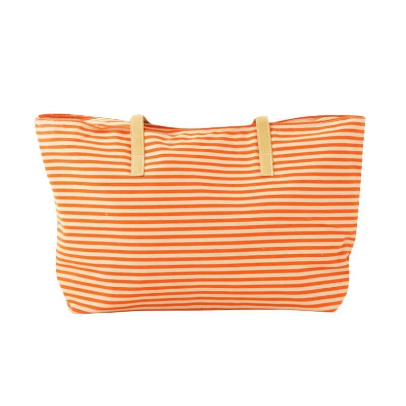 Le Sac Summer Strip Orange