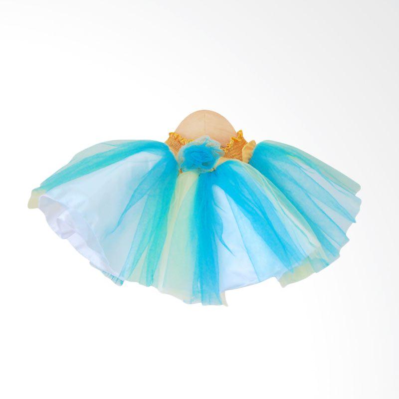 Le Tiny Bunny Clear Sky Tutu Skirt