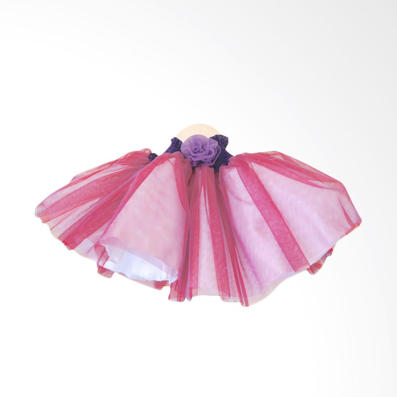Le Tiny Bunny Shades of Pink Tutu Skirt