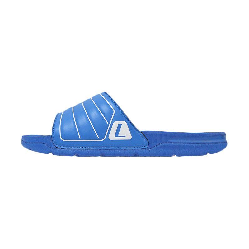 League Sandal Tres Blue White