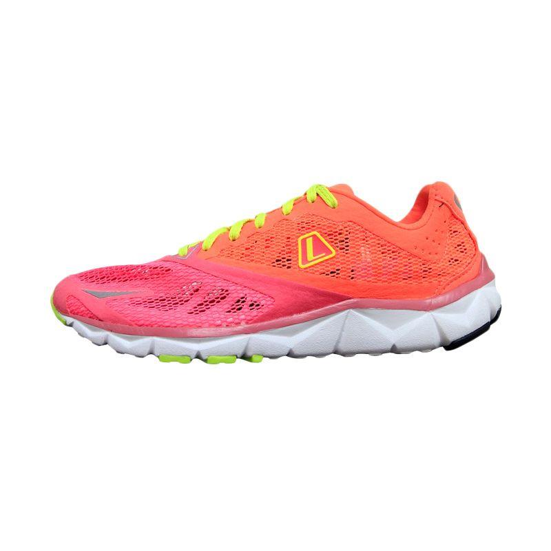 League Volans 2 W Pink Sepatu Lari Wanita