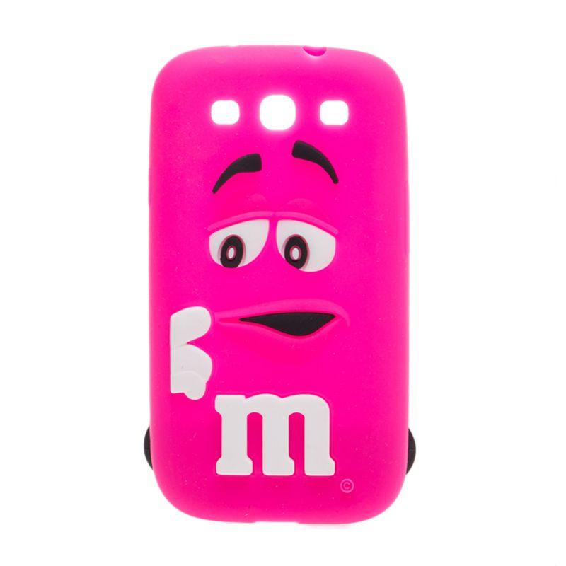 Cokelat M Magenta Casing for Galaxy S3