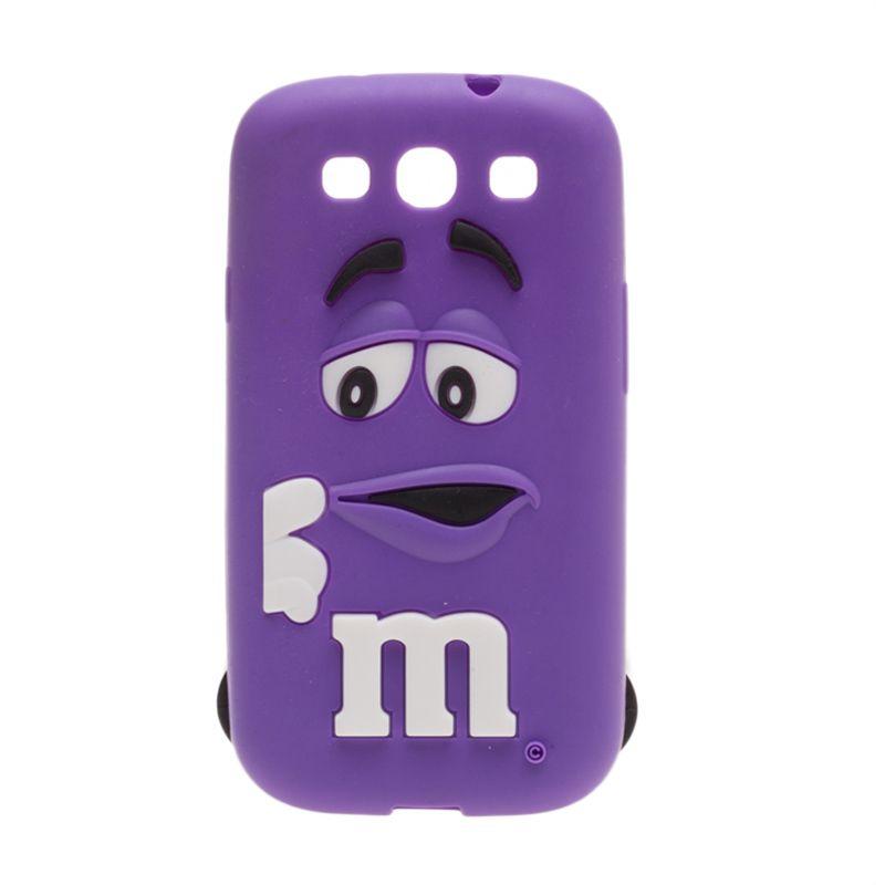 Cokelat M Purple Casing for Galaxy S3