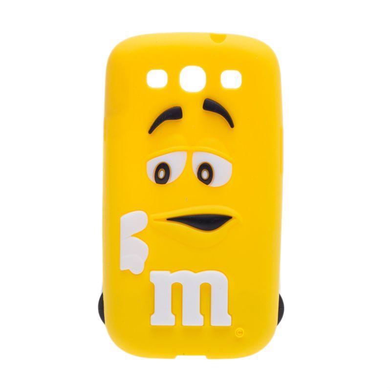 Cokelat M Yellow Casing for Galaxy S3
