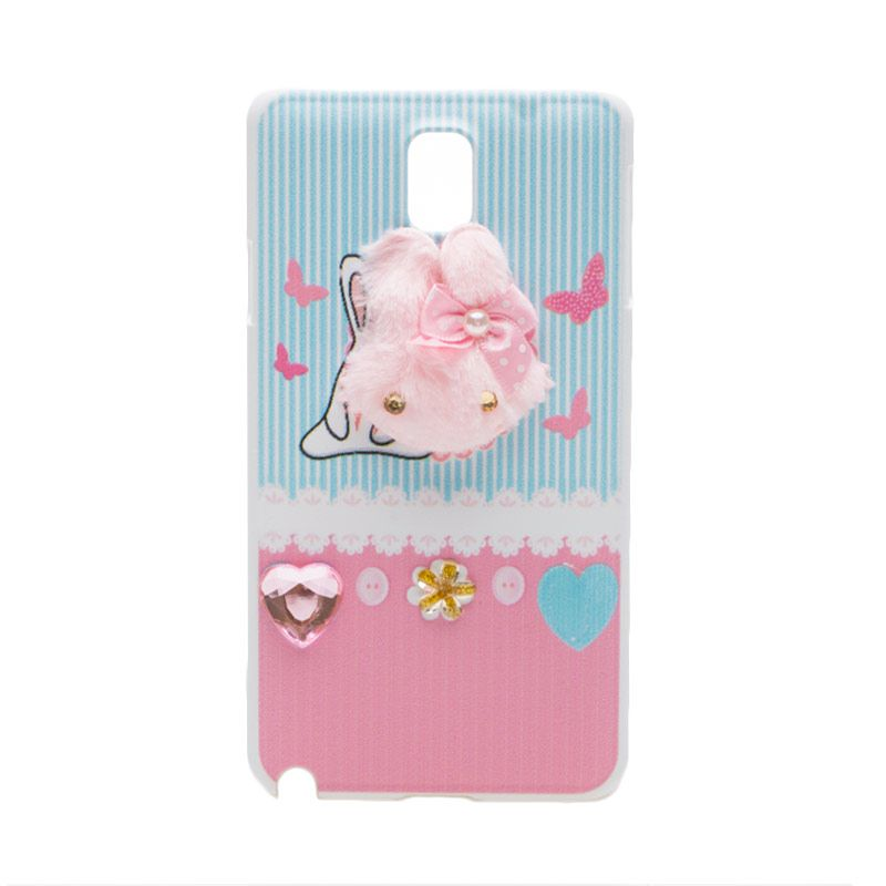 Fashion Case Love Baby Girl Casing for Samsung Note 3