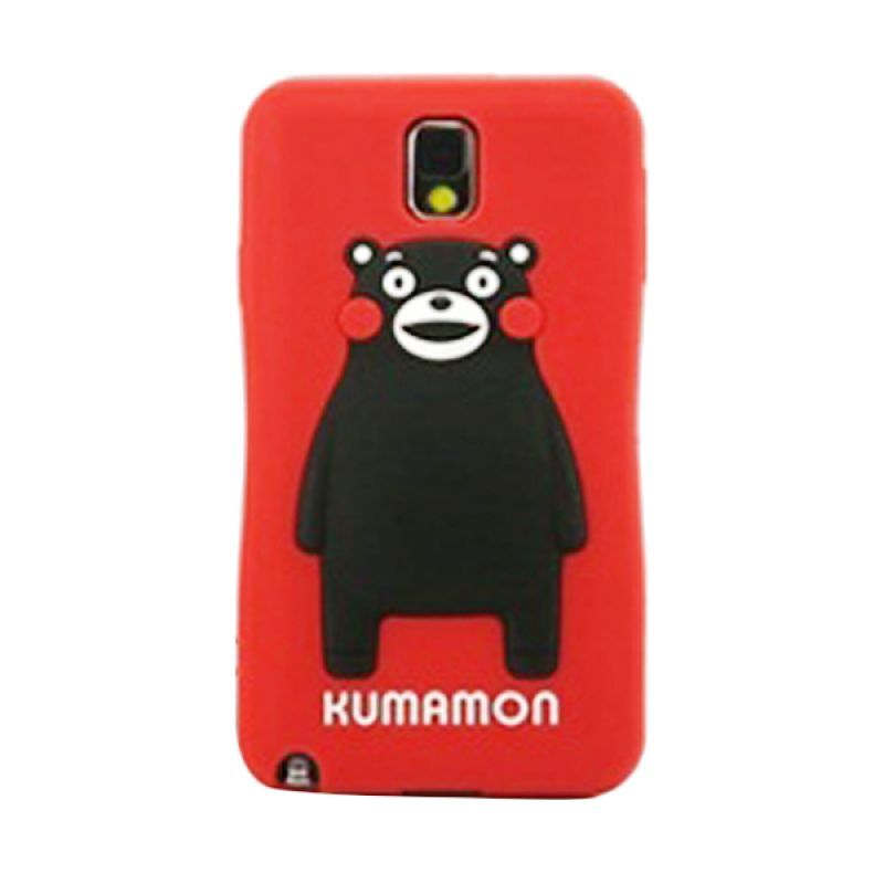 Kumamon Red 3D Casing for Galaxy Note 3