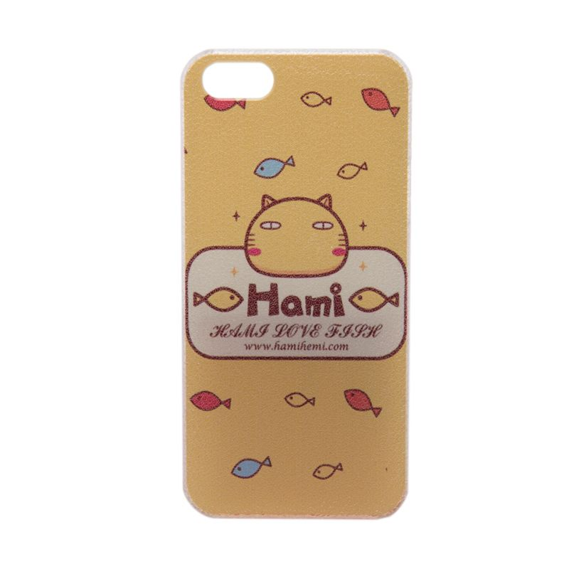 LED Sign Hami Love Fish Casing for iPhone 5 or 5s
