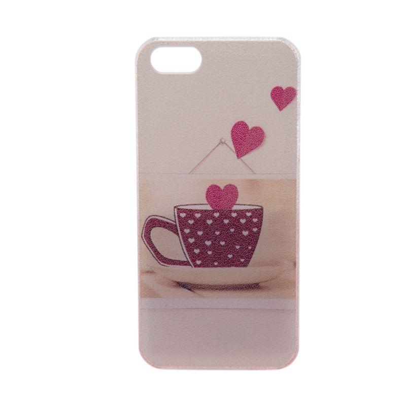 LED Sign Coffee Latte Casing for iPhone 5 or 5s
