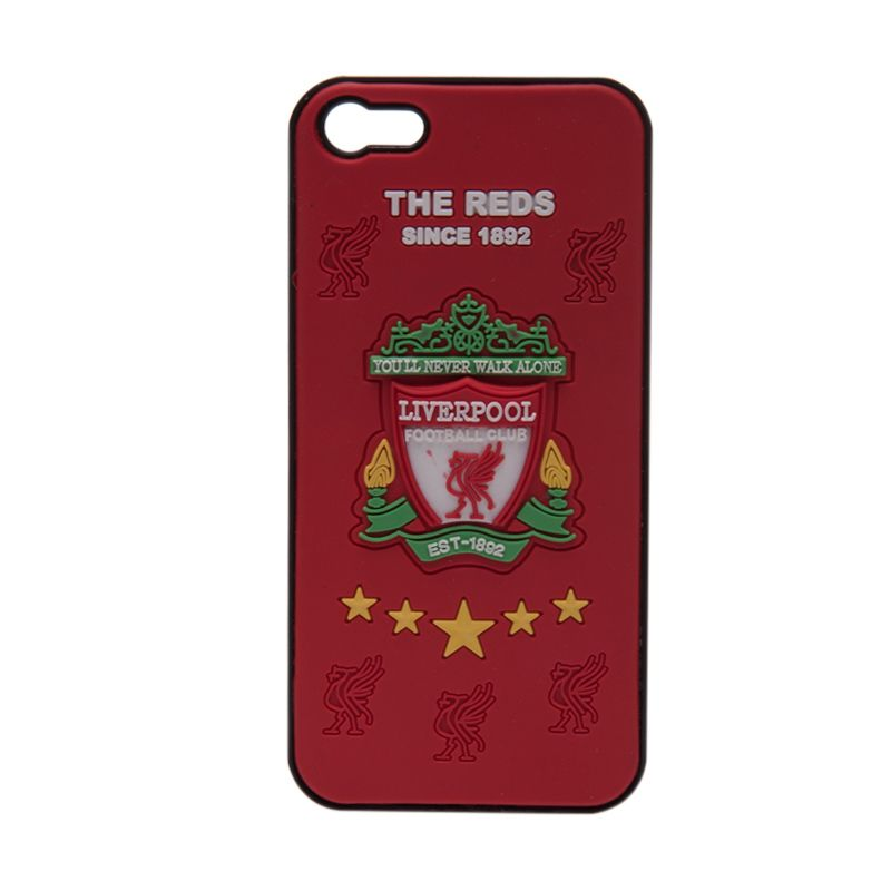 LED Sign Liverpool Football Club Casing for iPhone 5 or 5s