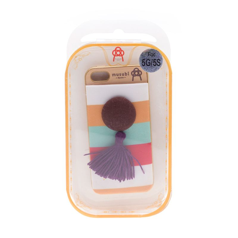 Musubi Kyoto Rainbow Casing For iPhone 5 or 5s