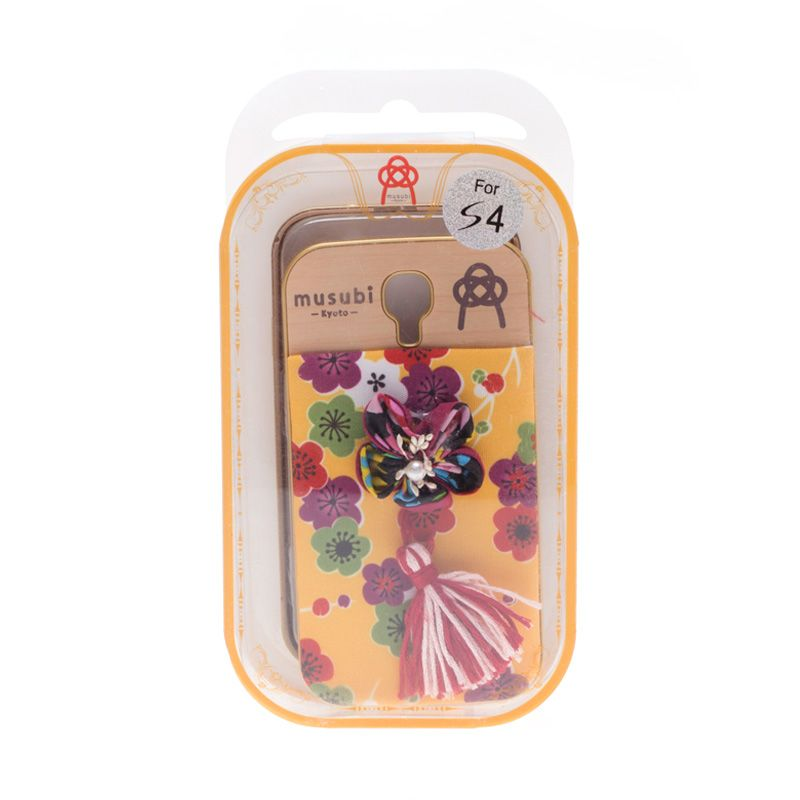 Musubi Kyoto Tail Red White Casing For Galaxy S4
