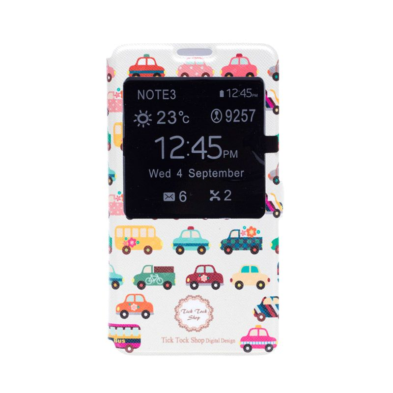 My Colors Cutie Car Casing for Samsung Note 3