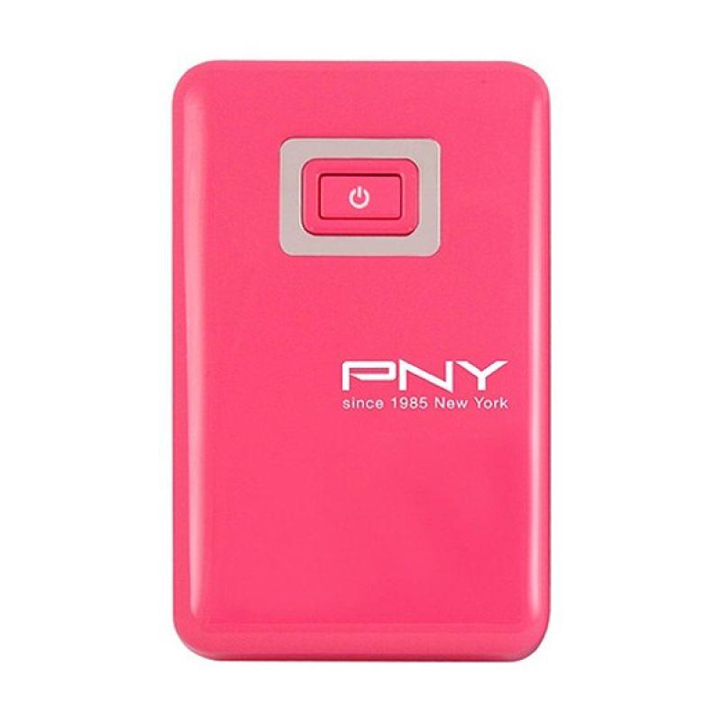 PNY C51 Pink Powerbank [5100 mAh]