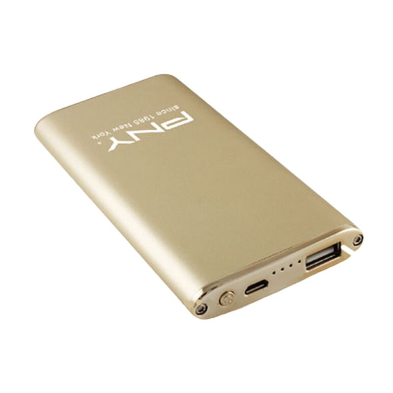 PNY T601 Gold Powerbank [6000 mAh]