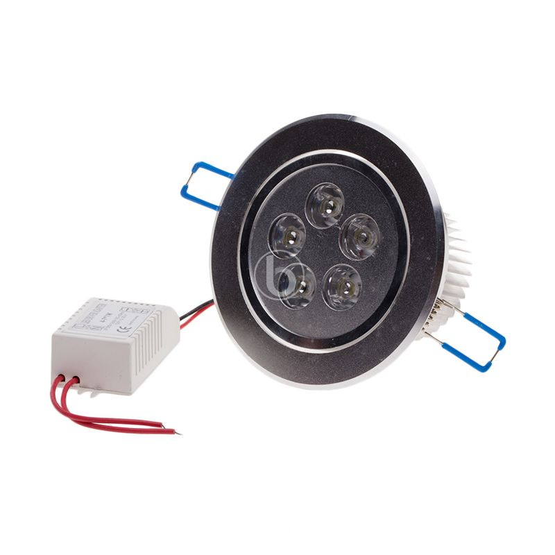 LED Foton CML Downlight Cool White Lampu [5 Watt]