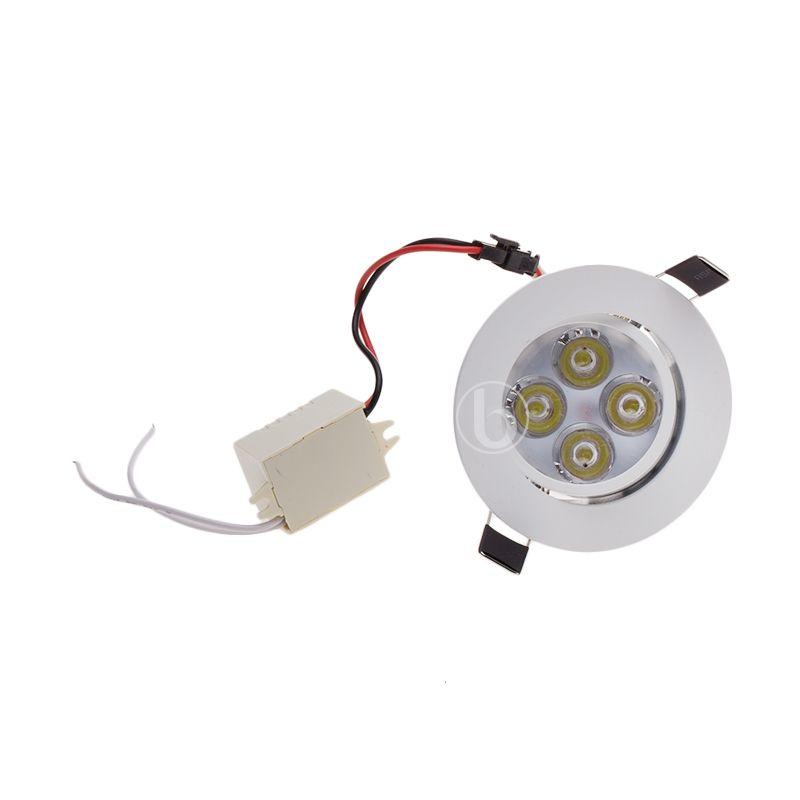 LED Foton CML Downlight Warm White Lampu [4 Watt]