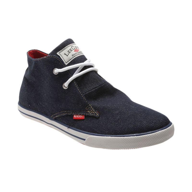 Lee Cooper LCV 07 A9S07110021E Indigo Indigo Sneaker