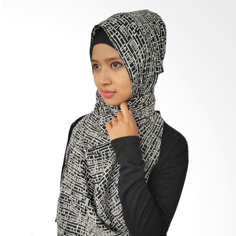 LeeCuini Barble Hijab - Black