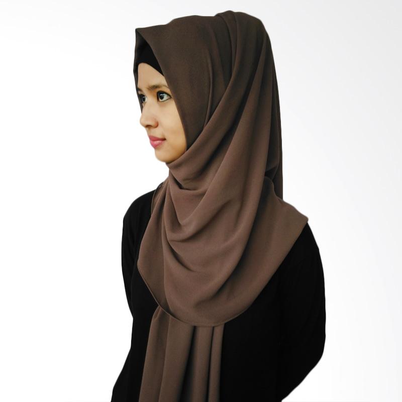 LeeCuini Pasmina Lee Deluxe Hijab - Coffee