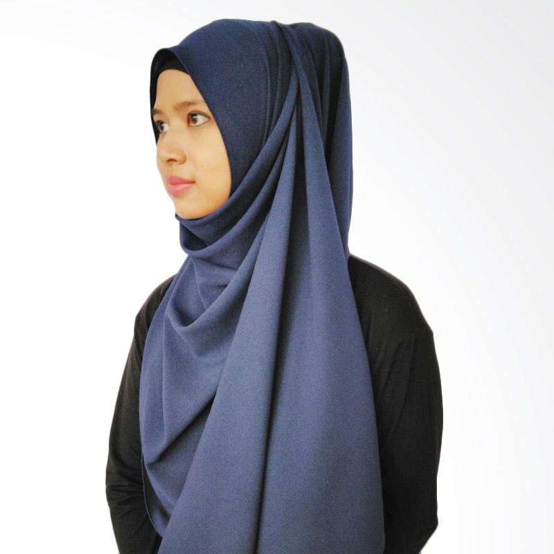 LeeCuini Pasmina Lee Diamond Hijab - Navy