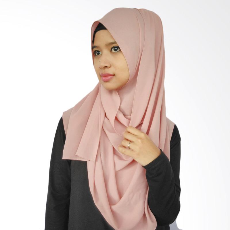 LeeCuini Pasmina Lee Diamond Hijab - Pink