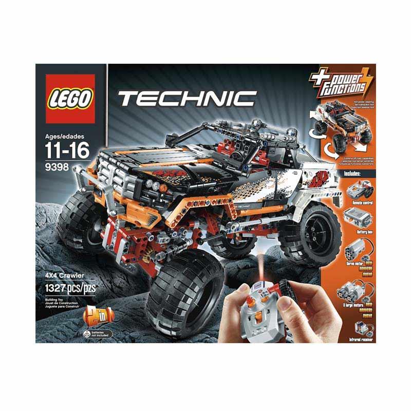 LEGO 4x4 Crawler