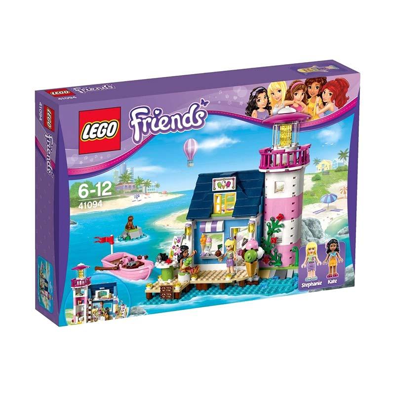 Jual LEGO Friends - Heartlake Lighthouse 41094 Mainan Blok ...