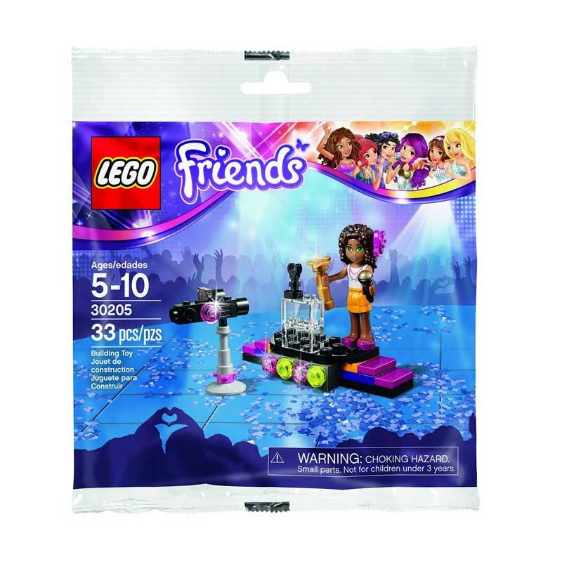 Jual Lego Friends Pop Star Red Carpet 30205 Mainan Anak Online