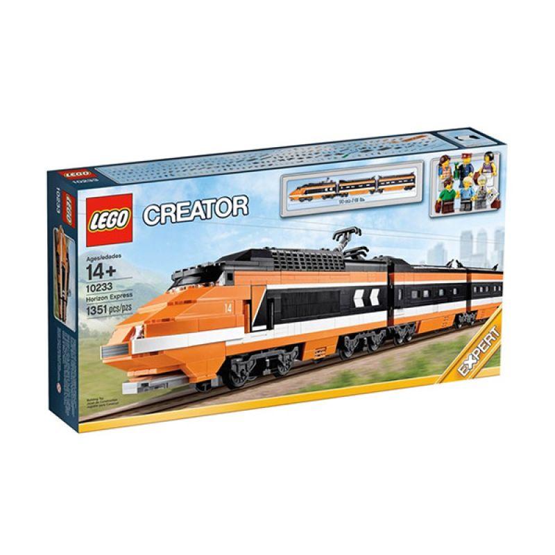 LEGO Horizon Express 10233 Mainan Blok & Puzzle