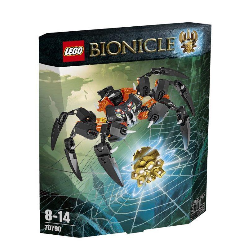 LEGO Lord Of Skull Spiders 70790 Mainan Blok dan Puzzle