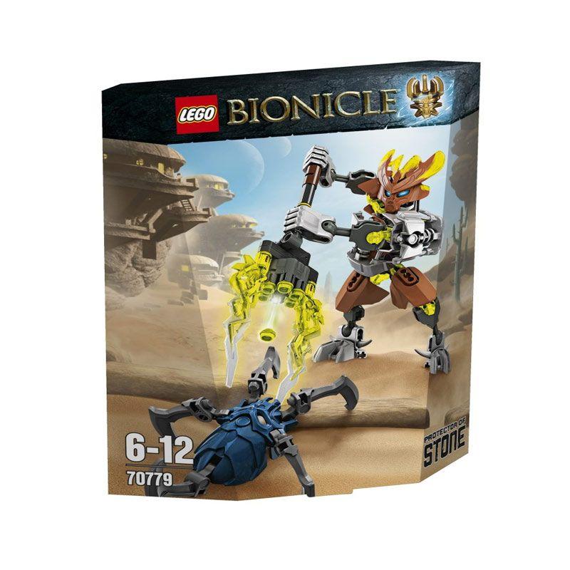 harga LEGO Protector Of Stone 70779 Mainan Blok & Puzzle Blibli.com