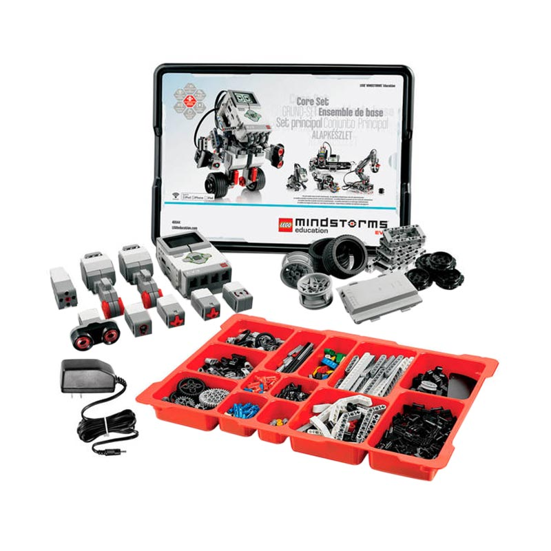 harga Lego Sands 45544&45560 Mindstorms Education EV3 Bundle Set Mainan Blok & Puzzle Blibli.com