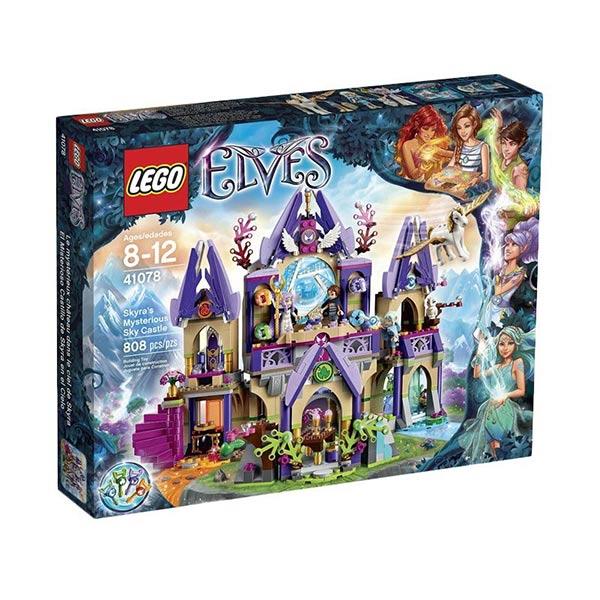 harga LEGO Skyra's Mysterious Sky Castle 41078 Mainan Blok & Puzzle Blibli.com