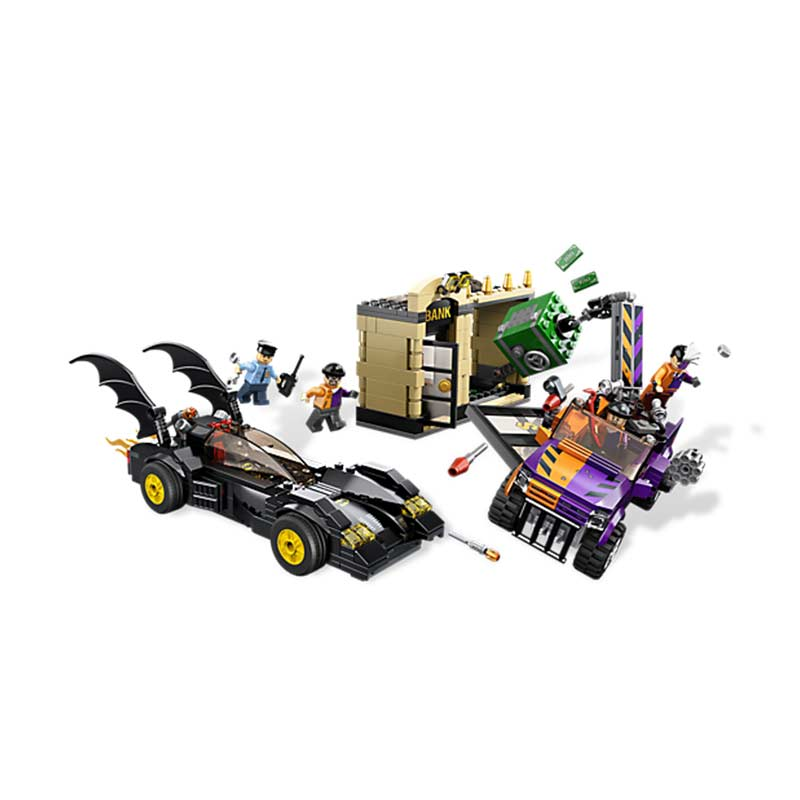LEGO DC SUPER HEROES 6864 Batmobile and the Two Face Chase Lego 6864 NEW