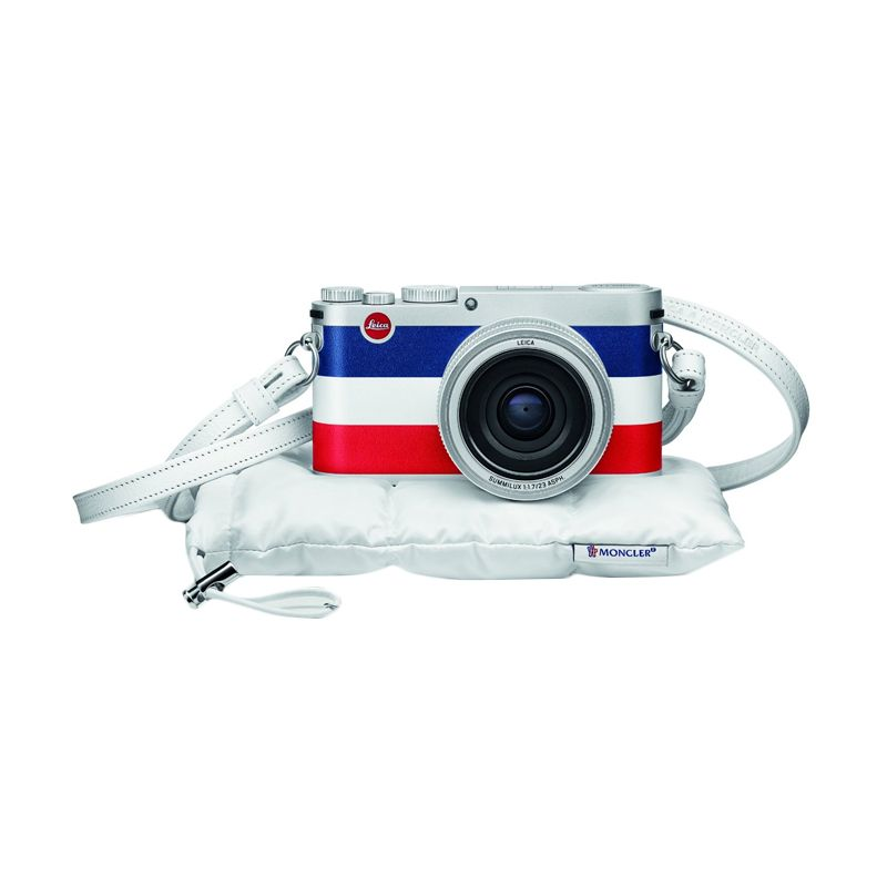 Leica X TYP 113 Summilux 23mm f/1.7 ASPH Silver Kamera Digital [Edition Moncler-18423]