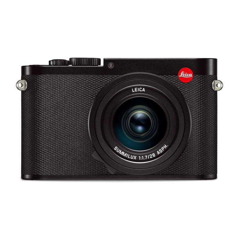 Leica Q 116 Black Digital Camera DOSS